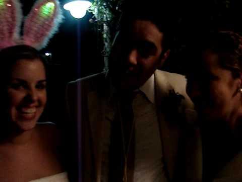 Willy y Lore dan su testimonio sobre su boda en Isla Dorada para Banquetes Margarita