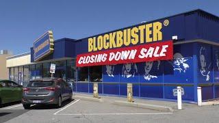 The Last Blockbuster in Australia!