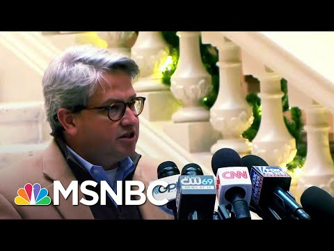Georgia Election Official Condemns GOP Silence On Threats To Election Workers | The ReidOut | MSNBC