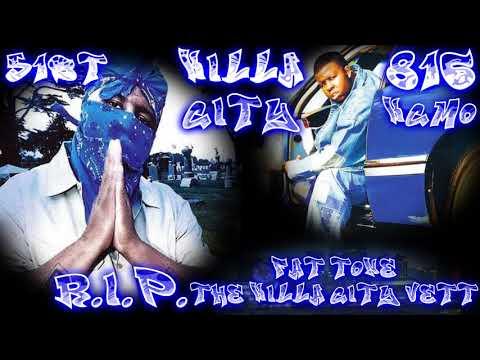 Fat Tone The Killa City Vett