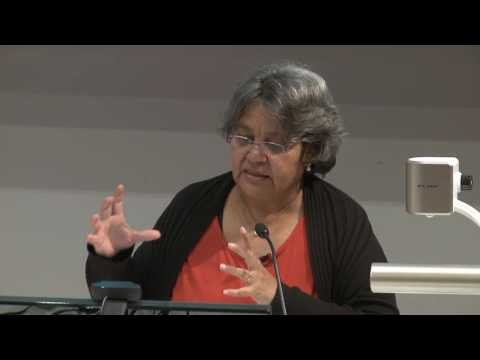 Alfred Hook Lecture - Payi Linda Ford