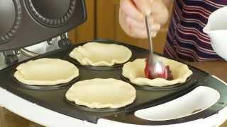 Cooks Professional Dual Pie Maker