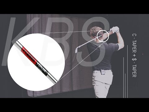 KBS Tour Iron Shafts Review   C-Taper And $-Taper
