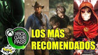 Xbox Game Pass/Xbox One: ¡JUEGOS más recomendados! (Junio 2020)