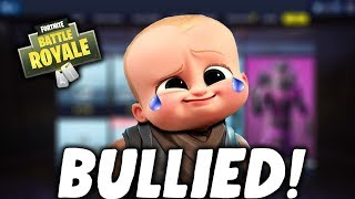 Kids Are Now Being Bullied For NOT Spending Money on Fortnite