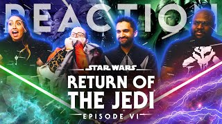 Star Wars - Episode VI Return of the Jedi - Group Reaction