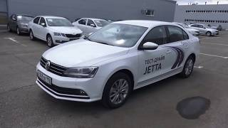 2017 Volkswagen Jetta 1.6 MPI. AT Highline thumbnail