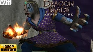 Dragon Blade: Wrath of Fire - Wii Gameplay 1080p (Dolphin GC/Wii Emulator)