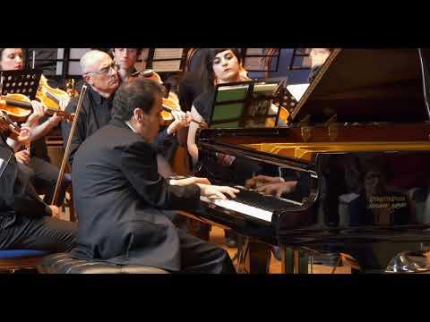 Marco Pasini 25/5/ 2018 Johannes Brahms: concerto n° 1 in re minore op. 15