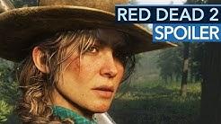 Spoiler-Alarm: Das waren die größten Story-Überraschungen in Red Dead Redemption 2