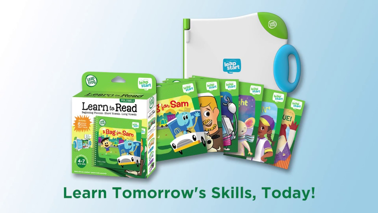 6f232a783ade0 Learn to Read Volume 1 Activity Book