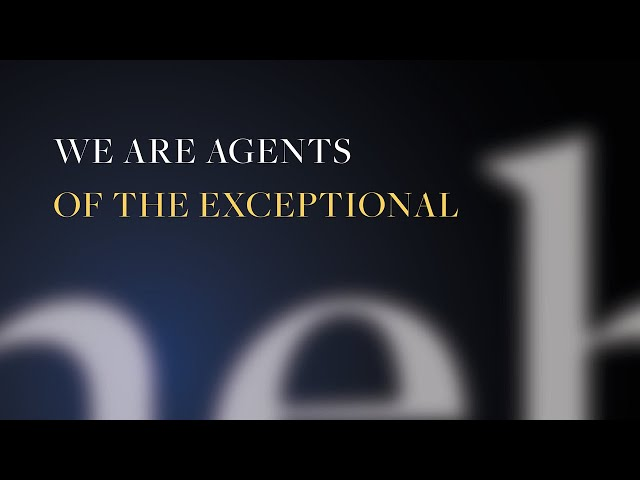 We Are Agents of the Exceptional