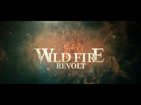 Wild Fire - Revolt (Official Lyric Video)