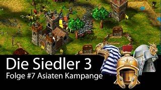 #15 Let's play die Siedler 3 |Asiaten| Mission 7