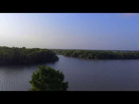 Lake Findley in Alice, Texas