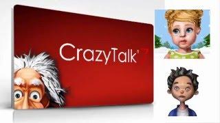 Анонс.Программа Crazy Talk.Уроки