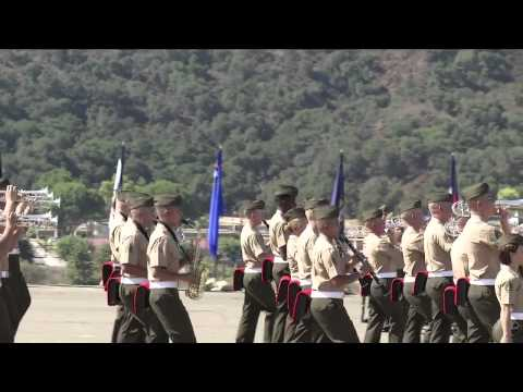 1st Battalion, 4th Marine Regiment Change of Command