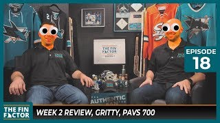 Week 2 Review, Gritty, Pavs 700 (Ep 18)