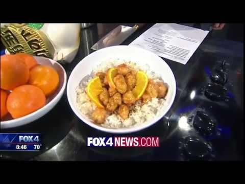 Wei Better Orange Chicken