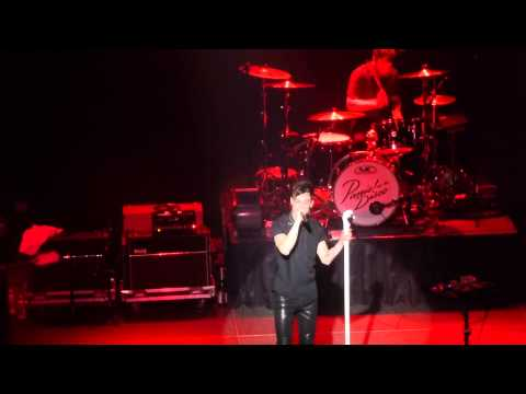 Camisado Panic! At The Disco@Rams Head  Baltimore 12913 Too Weird Tour