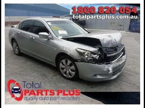 wrecking-–-2008-honda-accord-sedan-–-automatic-fwd-–-3599