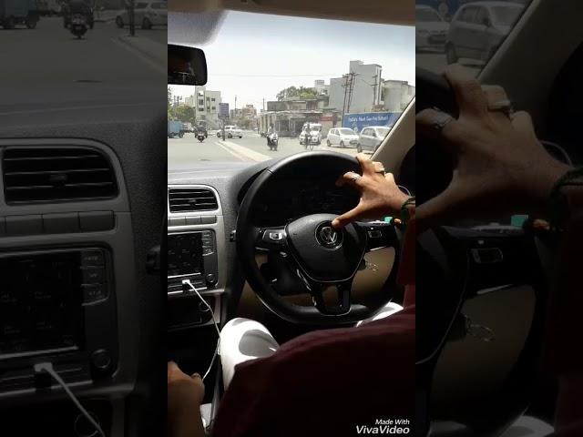 Sochta Hu Wo Kitne Masum The 😂 Wolkswagun Polo Driving Status 😂 Status ✌