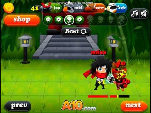 Flash game №1 (Кликер)