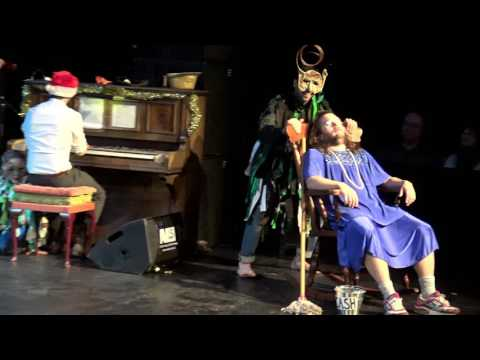 The Lock In(Christmas Carol)Live @Clonter Opera Theatre 2016