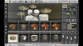 BFD2 Kit Piece Inspector Tutorial - part 1 of 2