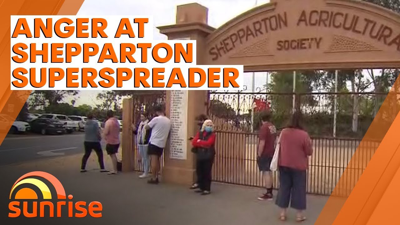 COVID-19: Anger after Shepparton superspreader lied to contact tracers | 7NEWS
