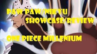 Nikyu/Paw Fruit Showcase | One Piece Millenium | ROBLOX