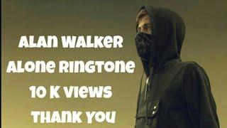 Alan Walker alone ringtone