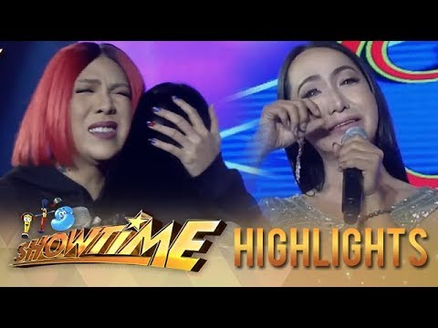It's Showtime Miss Q & A: Dhanica de Ayala Zobel gets emotional on Miss Q & A