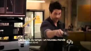 Les portes du Temps: Un nouveau monde - Saison 1 - French