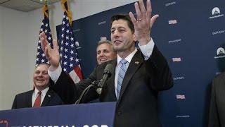 Conservative Groups Split on Health-Care Bill