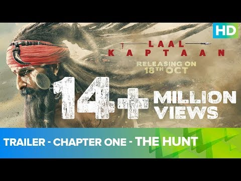 Trailer - Chapter One - The Hunt | Laal Kaptaan – 18th October 2019 | Saif Ali Khan | Aanand L Rai