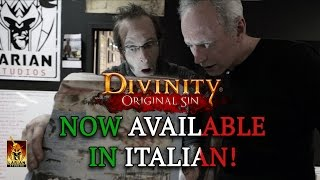 Divinity: Original Sin - Now Available in Italian!