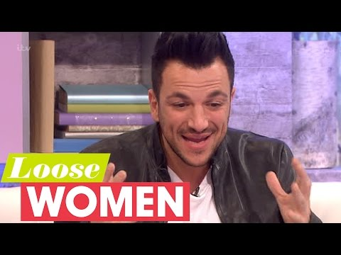 Peter Andre Shares Story Of Daughter Amelia's Birth | Loose Women