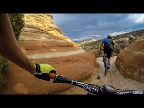 The Ribbon, Grand Junction Colorado MTB