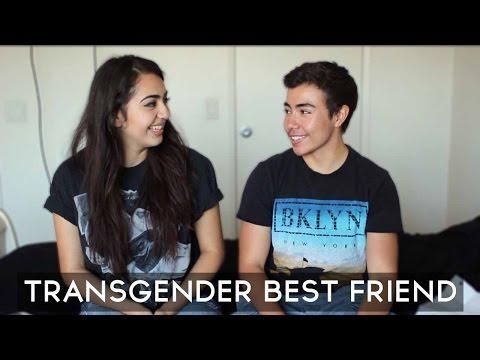 FTM TRANSGENDER: BEST FRIEND INTERVIEW