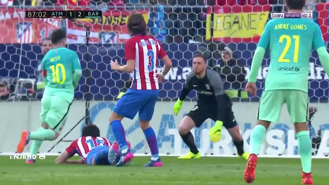 Barcelona Vs Atl Tico Madrid YouTube