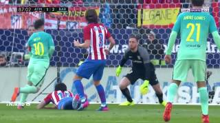 Download Video Barcelona vs Atl tico Madrid 2:1 26/02/2017 MP3 3GP MP4