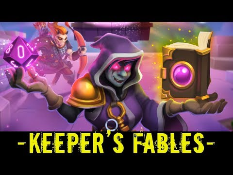 Monster Legends | The Keeper's Fables Island | Mini-Monster Analysis: Burning Rouge & Dungeon Master