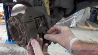 Front Brake Pads & Rotors Replacement 20