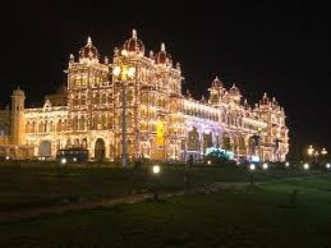 Mysore Dasara 2018 1st Day Events in a Glance |10/10/2018|