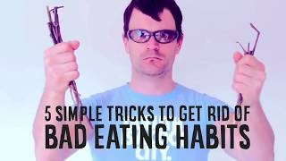 Watch these five simple tricks to improve your eating habits, and kick-start journey a healthier life. find out more at http://bit.ly/2sguxyq