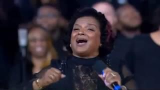 Lisa Page Brooks Sings @ PFI Holy Convocation 2018