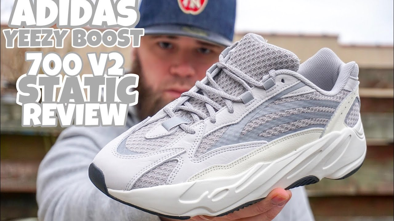 0353c05c8a84f ADIDAS YEEZY BOOST 700 V2 STATIC REVIEW - YouTube