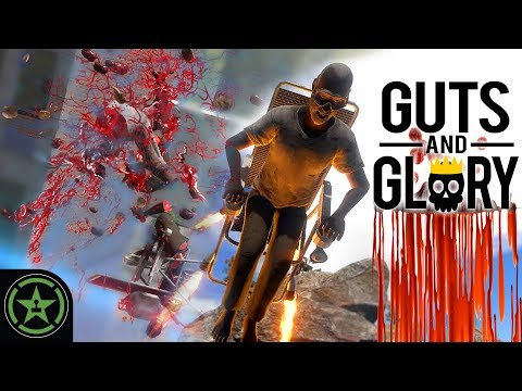 Play Pals - Guts and Glory #4 - Larry the Scientist