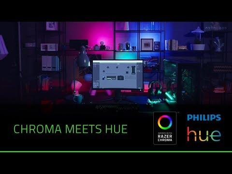 Razer Chroma   Philips Hue
